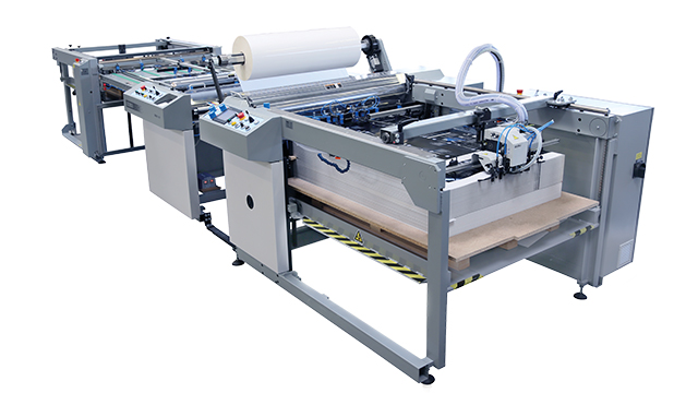 Sirius 107 Large format laminating machine by Komfi